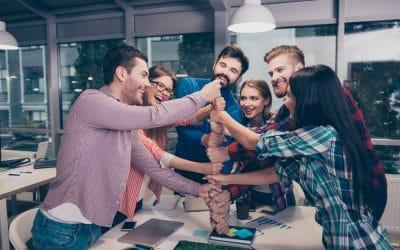 Hyvinvoiva työyhteisö tuo hyvinvointia asiakkailleen
